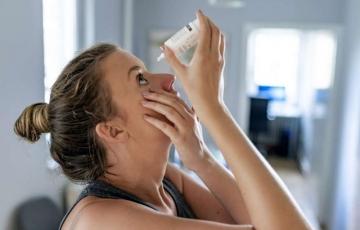 Dry eye disease: New treatment on the horizon